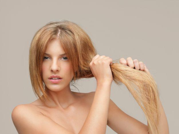 Zniszczone i matowe włosy?